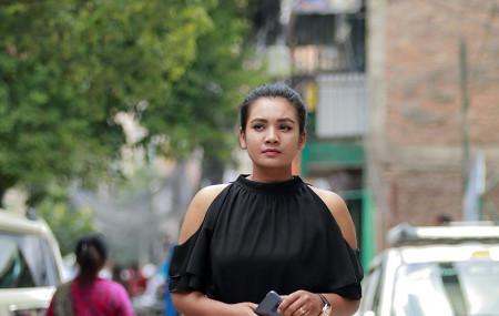 लक्ष्मी बर्देवा। तस्बिरः नवीनबाबु गुरुङ (स्ट्रिट नेपाल)